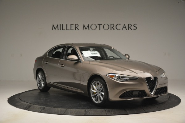 New 2019 Alfa Romeo Giulia Q4 for sale $45,240 at Maserati of Westport in Westport CT 06880 13