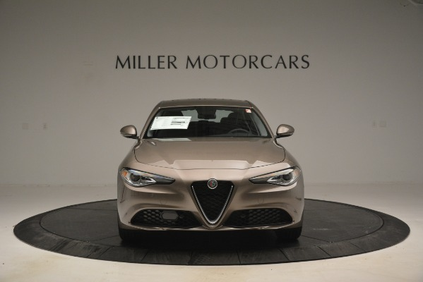 New 2019 Alfa Romeo Giulia Q4 for sale $45,240 at Maserati of Westport in Westport CT 06880 14
