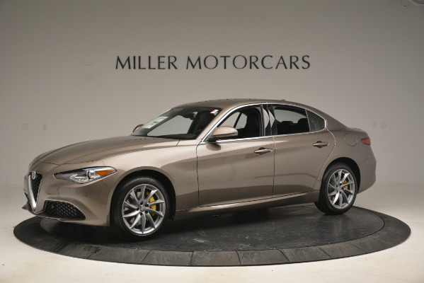 New 2019 Alfa Romeo Giulia Q4 for sale $45,240 at Maserati of Westport in Westport CT 06880 2