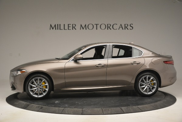 New 2019 Alfa Romeo Giulia Q4 for sale $45,240 at Maserati of Westport in Westport CT 06880 3