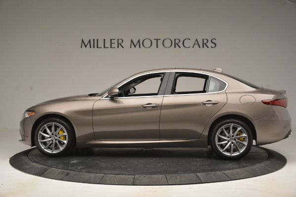 New 2019 Alfa Romeo Giulia Q4 for sale $45,240 at Maserati of Westport in Westport CT 06880 4