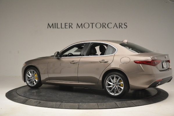 New 2019 Alfa Romeo Giulia Q4 for sale $45,240 at Maserati of Westport in Westport CT 06880 5