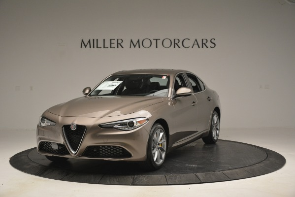 New 2019 Alfa Romeo Giulia Q4 for sale $45,240 at Maserati of Westport in Westport CT 06880 1