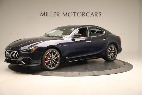 New 2019 Maserati Ghibli S Q4 GranSport for sale Sold at Maserati of Westport in Westport CT 06880 2
