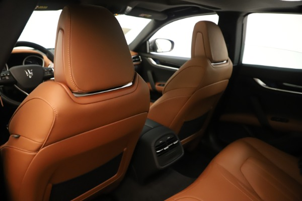 New 2019 Maserati Ghibli S Q4 GranSport for sale Sold at Maserati of Westport in Westport CT 06880 20