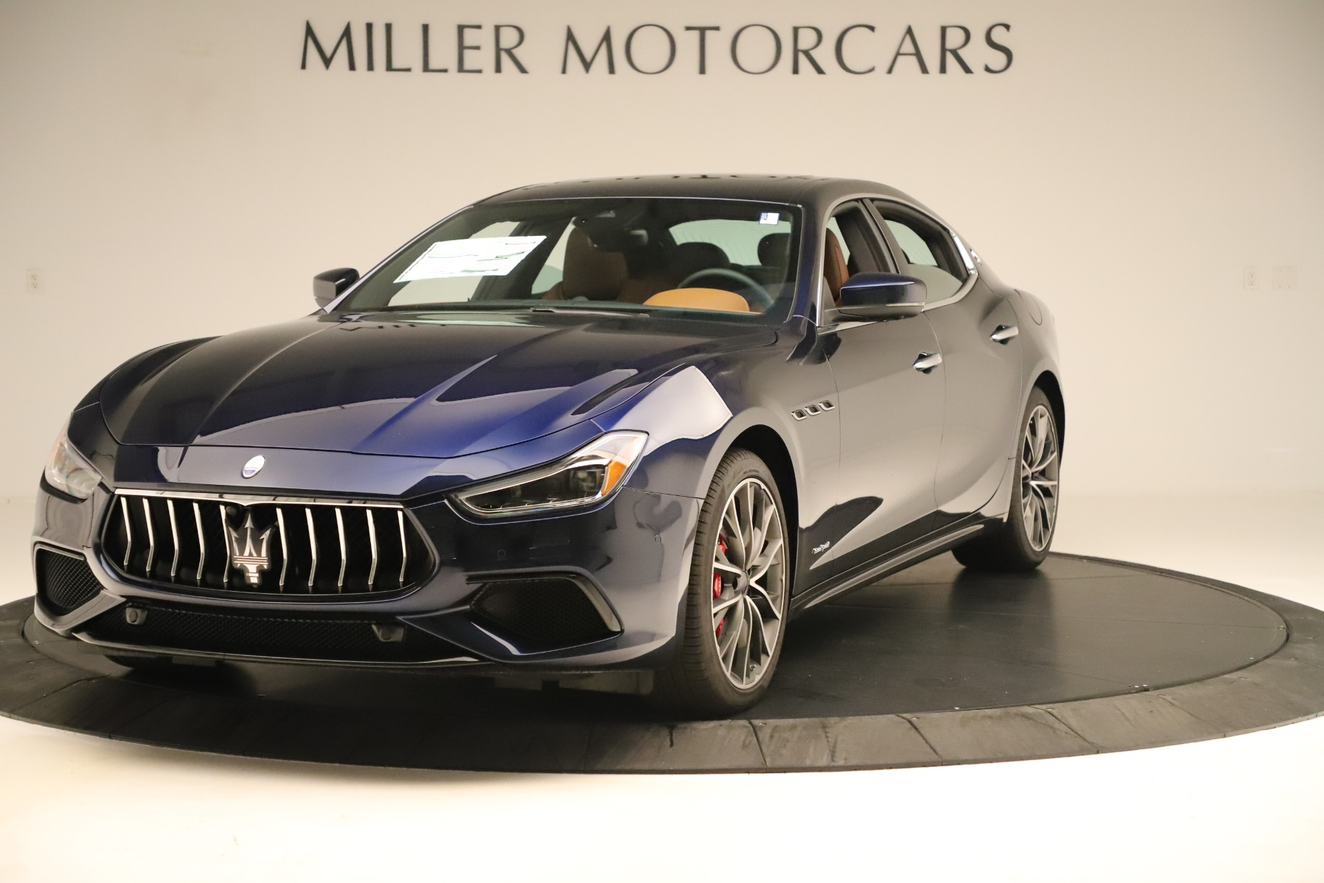 New 2019 Maserati Ghibli S Q4 GranSport for sale Sold at Maserati of Westport in Westport CT 06880 1