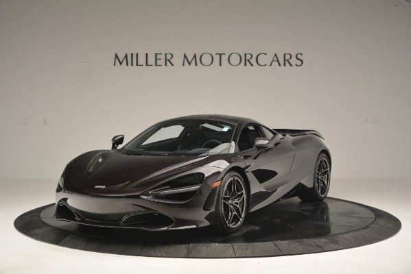 Used 2018 McLaren 720S Coupe for sale Sold at Maserati of Westport in Westport CT 06880 2
