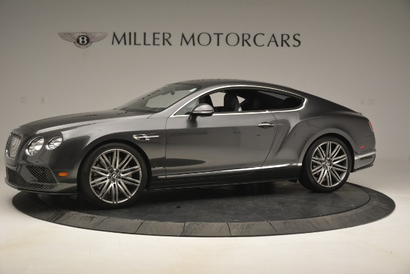 Used 2016 Bentley Continental GT Speed for sale Sold at Maserati of Westport in Westport CT 06880 2