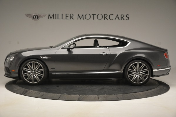 Used 2016 Bentley Continental GT Speed for sale Sold at Maserati of Westport in Westport CT 06880 3