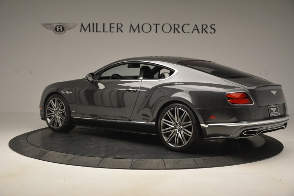 Used 2016 Bentley Continental GT Speed for sale Sold at Maserati of Westport in Westport CT 06880 4