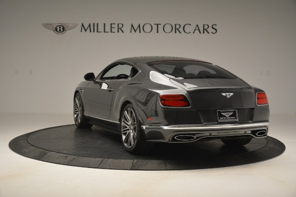 Used 2016 Bentley Continental GT Speed for sale Sold at Maserati of Westport in Westport CT 06880 5