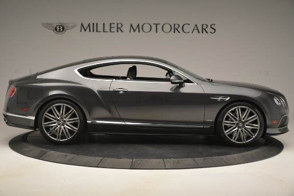 Used 2016 Bentley Continental GT Speed for sale Sold at Maserati of Westport in Westport CT 06880 9