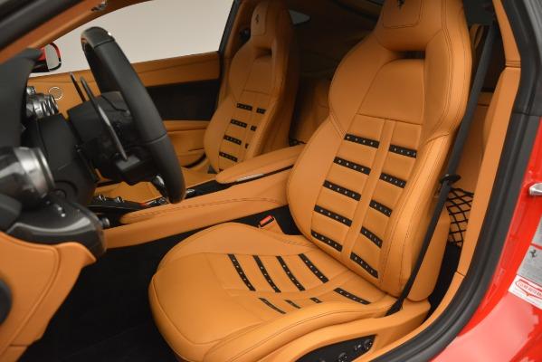 Used 2017 Ferrari F12 Berlinetta for sale Sold at Maserati of Westport in Westport CT 06880 15