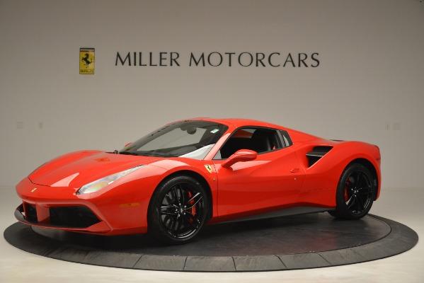 Used 2017 Ferrari 488 Spider for sale Sold at Maserati of Westport in Westport CT 06880 14