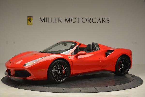 Used 2017 Ferrari 488 Spider for sale Sold at Maserati of Westport in Westport CT 06880 2