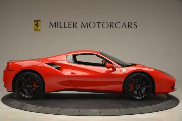 Used 2017 Ferrari 488 Spider for sale Sold at Maserati of Westport in Westport CT 06880 21