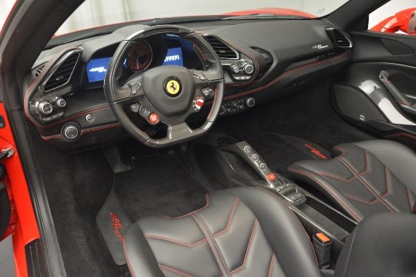 Used 2017 Ferrari 488 Spider for sale Sold at Maserati of Westport in Westport CT 06880 25