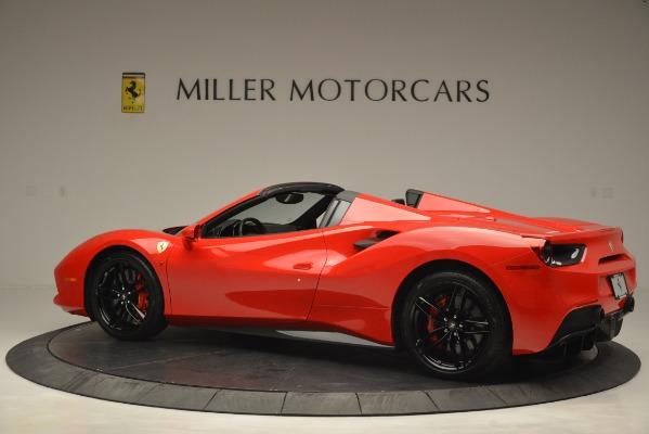 Used 2017 Ferrari 488 Spider for sale Sold at Maserati of Westport in Westport CT 06880 4