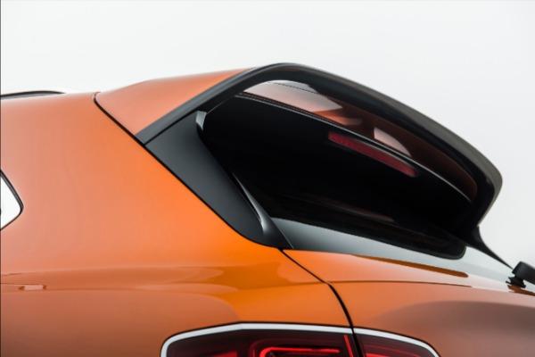 New 2020 Bentley Bentayga Speed for sale Sold at Maserati of Westport in Westport CT 06880 4
