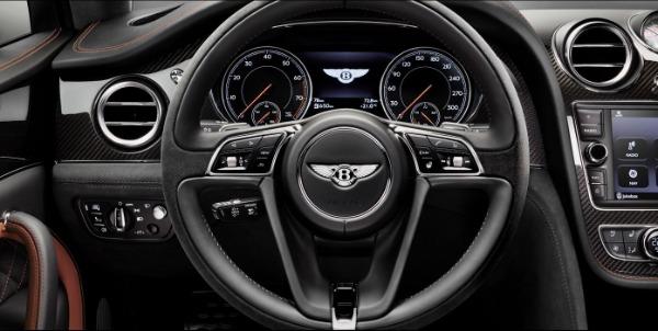 New 2020 Bentley Bentayga Speed for sale Sold at Maserati of Westport in Westport CT 06880 7