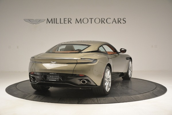 Used 2018 Aston Martin DB11 V12 Coupe for sale Sold at Maserati of Westport in Westport CT 06880 7