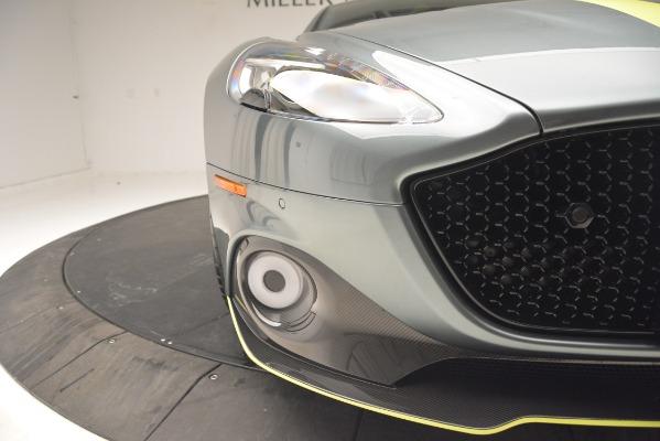 New 2019 Aston Martin Rapide AMR Sedan for sale $282,980 at Maserati of Westport in Westport CT 06880 13