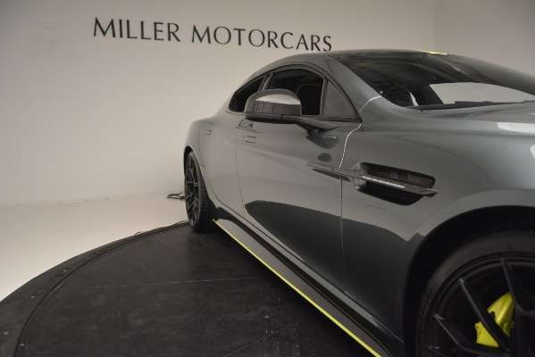 New 2019 Aston Martin Rapide AMR Sedan for sale $282,980 at Maserati of Westport in Westport CT 06880 14