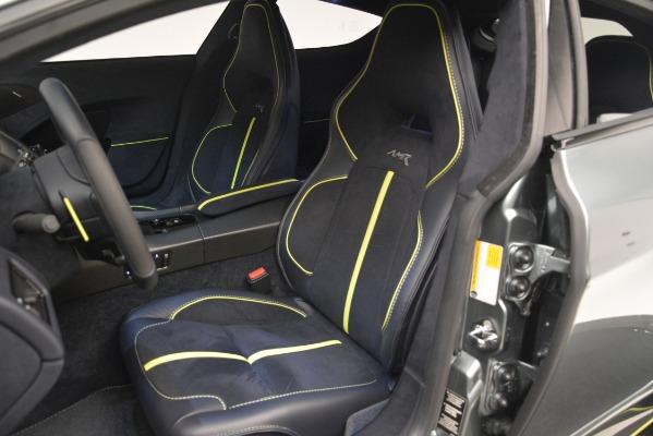 New 2019 Aston Martin Rapide AMR Sedan for sale $282,980 at Maserati of Westport in Westport CT 06880 18