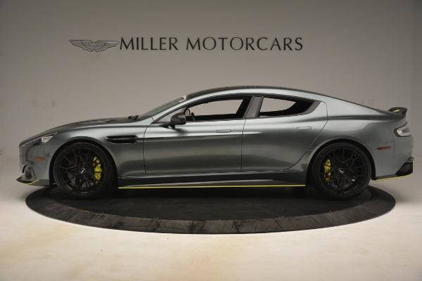New 2019 Aston Martin Rapide AMR Sedan for sale $282,980 at Maserati of Westport in Westport CT 06880 3