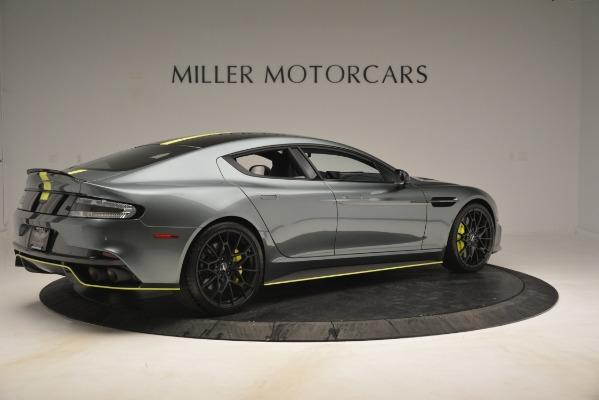 New 2019 Aston Martin Rapide AMR Sedan for sale $282,980 at Maserati of Westport in Westport CT 06880 8