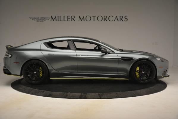 New 2019 Aston Martin Rapide AMR Sedan for sale $282,980 at Maserati of Westport in Westport CT 06880 9