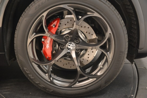 New 2019 Alfa Romeo Stelvio Quadrifoglio for sale Sold at Maserati of Westport in Westport CT 06880 25