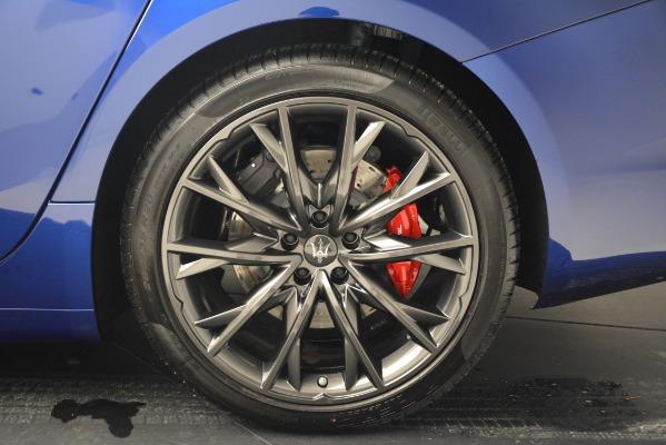 New 2019 Maserati Ghibli S Q4 GranSport for sale Sold at Maserati of Westport in Westport CT 06880 25