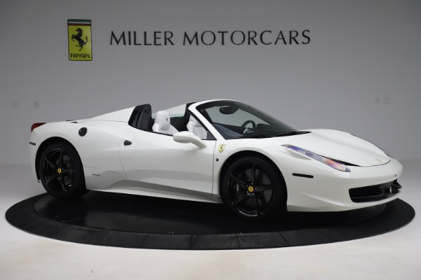 Used 2015 Ferrari 458 Spider for sale Call for price at Maserati of Westport in Westport CT 06880 10