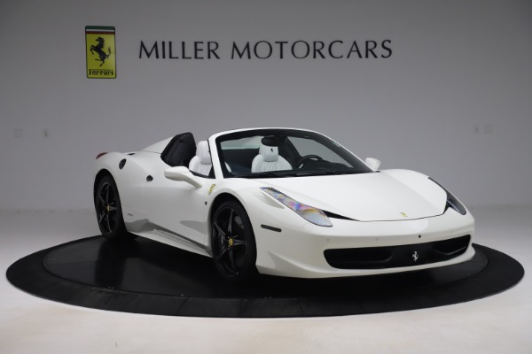 Used 2015 Ferrari 458 Spider for sale Call for price at Maserati of Westport in Westport CT 06880 11
