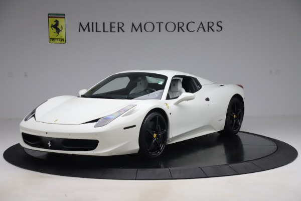 Used 2015 Ferrari 458 Spider for sale Call for price at Maserati of Westport in Westport CT 06880 13