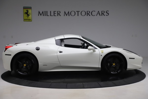 Used 2015 Ferrari 458 Spider for sale Call for price at Maserati of Westport in Westport CT 06880 15