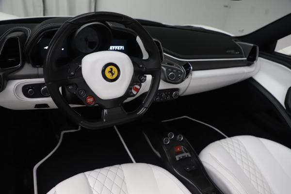 Used 2015 Ferrari 458 Spider for sale Call for price at Maserati of Westport in Westport CT 06880 17