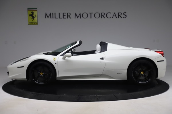 Used 2015 Ferrari 458 Spider for sale Call for price at Maserati of Westport in Westport CT 06880 3