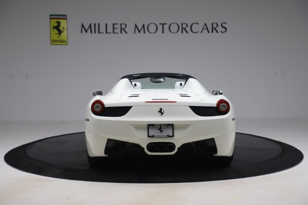 Used 2015 Ferrari 458 Spider for sale Call for price at Maserati of Westport in Westport CT 06880 6