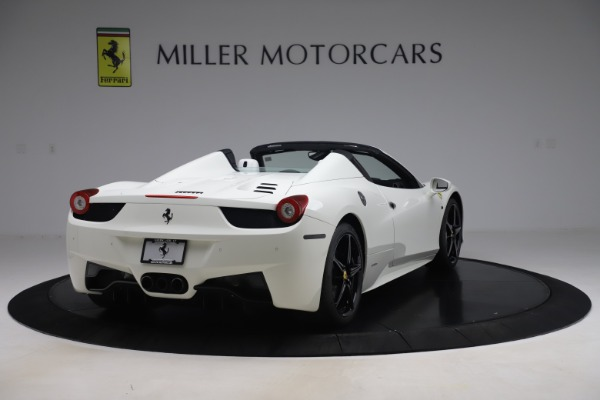 Used 2015 Ferrari 458 Spider for sale Call for price at Maserati of Westport in Westport CT 06880 7