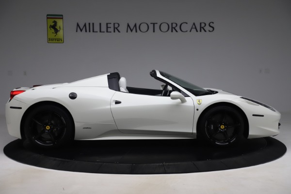Used 2015 Ferrari 458 Spider for sale Call for price at Maserati of Westport in Westport CT 06880 9