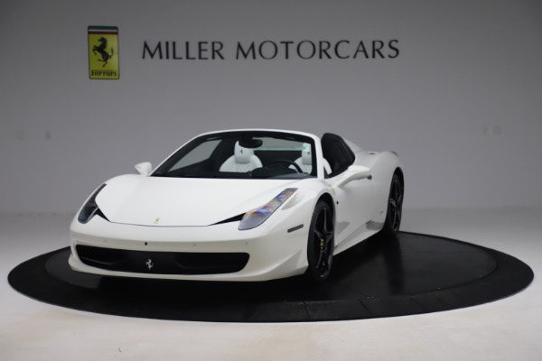 Used 2015 Ferrari 458 Spider for sale Call for price at Maserati of Westport in Westport CT 06880 1