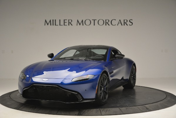 Used 2019 Aston Martin Vantage Coupe for sale Sold at Maserati of Westport in Westport CT 06880 2