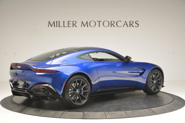 Used 2019 Aston Martin Vantage Coupe for sale Sold at Maserati of Westport in Westport CT 06880 8