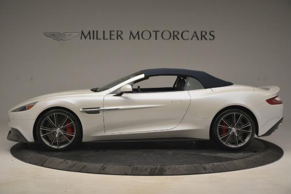 Used 2015 Aston Martin Vanquish Convertible for sale Sold at Maserati of Westport in Westport CT 06880 16