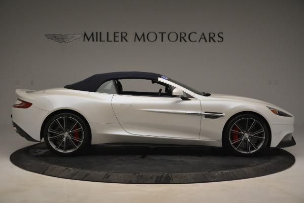 Used 2015 Aston Martin Vanquish Convertible for sale Sold at Maserati of Westport in Westport CT 06880 17