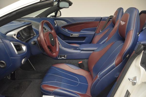 Used 2015 Aston Martin Vanquish Convertible for sale Sold at Maserati of Westport in Westport CT 06880 20