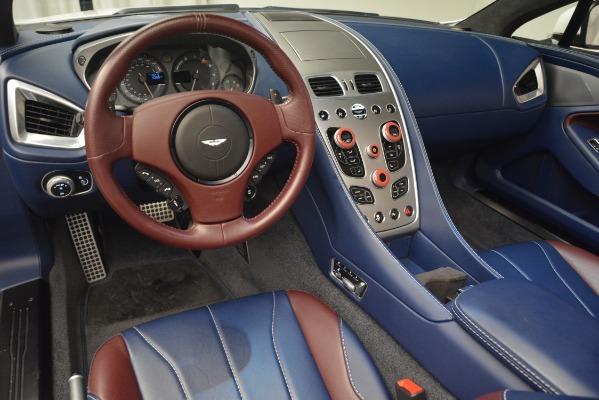 Used 2015 Aston Martin Vanquish Convertible for sale Sold at Maserati of Westport in Westport CT 06880 21