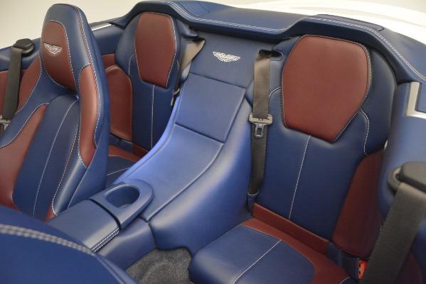 Used 2015 Aston Martin Vanquish Convertible for sale Sold at Maserati of Westport in Westport CT 06880 23